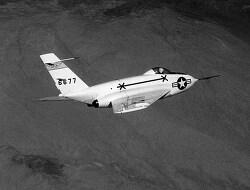 Northrop X-4 Bantam, Tailless 실험기