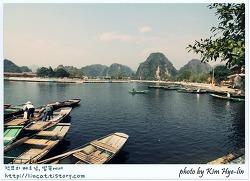 [적묘의 베트남]땀꼭,닌빈,육지의 하롱베이에서 뱃놀이