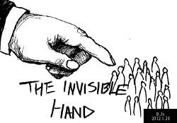 스미스의 Invisible Hand (보이지 않는 손)