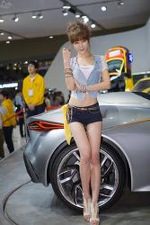 2011 Seoul Motor Show - 전예희 # 1
