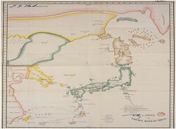 대마도는 조선의 땅이라는 공식지도