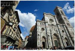 피렌체-두오모(산타 마리아 델 피오레 성당)와  조토의 종탑