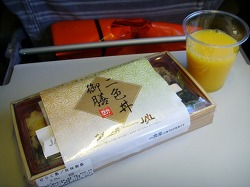 GO! 도쿄여행 #43 일본항공 귀국편 기내식