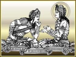 1-18 (전편) 산스크리트 독송과 원문 - 바가바드 기타 Bhagavad-gītā