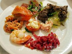 일식이 가장 맛있는 호텔 부페 - 조선호텔 아리아 ARIA