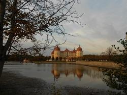 동글동글 사냥성. 모리츠부르그. ( Schloss Moritzburg)