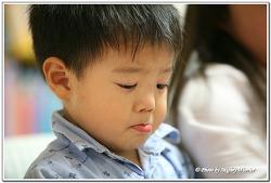 엄마의 교통사고와 아들의 슬픔