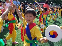 두녀석의 가을운동회(2008.10.2)