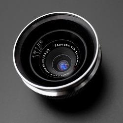[Zeiss] Carl Zeiss Jena Topogon 25mm F4