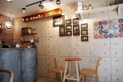 카페 압구정 볶는 커피 / 커피웍스(CoffeeWorks) / 카페앤(CoffeeAnne) - 강남역, 선릉역