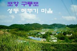 [포항면단위투어] 구룡포읍 -- 성동메뚜기마을과 광남서원