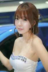 2011 Seoul Motor Show - 현지(김현진) # 2