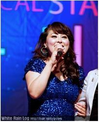 여배우 홍지민, 실제로 보니 눈부신 미녀였다