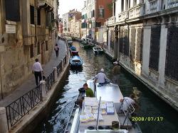 [이탈리아] 물의 도시 베네치아를 가다