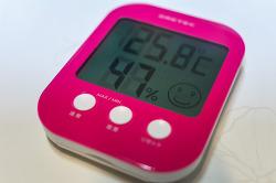 드레텍 디지털 온습도계 O-230