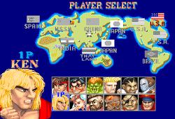 스트리트파이터 2 게임하기 (Street Fighter 2) - 플래시 게임: 격투 게임, 대전 액션게임, 오락실 게임