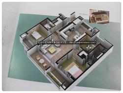 서창 유승한내들 아파트 - 삼호동 유승한내들아파트 34평 평면도