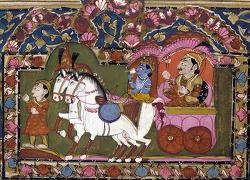 17. 세가지 믿음 - श्रद्धात्रयविभागयोग 바가바드 기타 Bhagavad-gītā