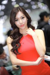 2013 서울모터쇼 쉐보레부스의 강렬한 그녀 이지민 님