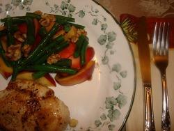 미국에서 유행하는 다이어트 법 닭구이
