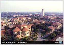 미국 서부 최고 대학은?