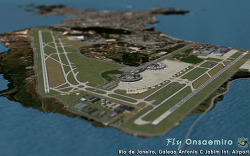 리우 데 자네이루 국제공항 Brazil, Rio de Janeiro, Galeao Antonio C Jobim International Airport 2
