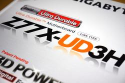 [2부] GIGABYTE GA-Z77X-UD3H, 갖출것은 모두 다 갖춘 중급형 메인보드