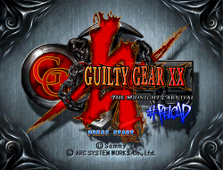 길티기어 샤프 리로드 (GuiltyGear XX #Reload), 온라인 격투게임, 넷플레이 무설치 버전