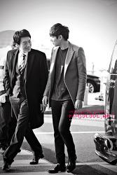 121107 이민호 중국썬마 행사 출국 인천공항 직찍