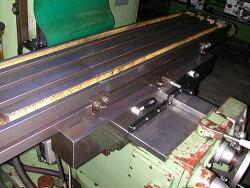 [중고밀링]공작기계>범용밀링 - 통일밀링,2호밀링,통일중고밀링 TMV-2 - 일신종합기계