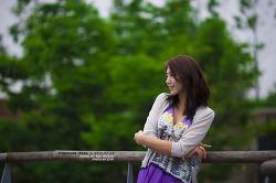 Model Kim Ha-Eum