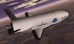 우주 승무원 탈출용으로 개발된 X-37 Future X Pathfinde