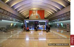기아자동차 9호선 미니 모터쇼(스포티지R,K5) - 고속버스터미널역
