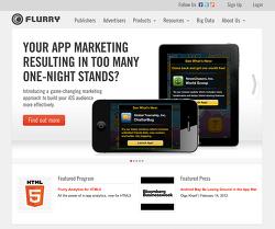 [앱마케팅] Flurry, 당신의 앱에 반드시 심어라