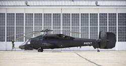 헬기의 개념을 바꾼다. Piasecki X-49A Speed Hawk