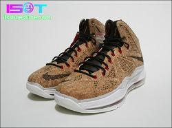 Nike Lebron X EXT Cork QS - IST Review | 나이키 르브론 X EXT 코르크 QS - 잇츠슈즈타임 리뷰