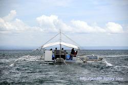 필리핀 올랑고 섬 Nature Center, 유명한 철새 도래지라고 하던데...