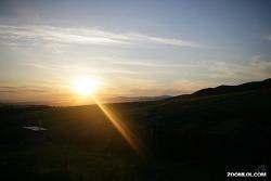 [몽골] 언덕에서 바라본 울란바토르