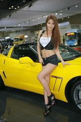 2011 Seoul Motor Show - 박시현 # 2