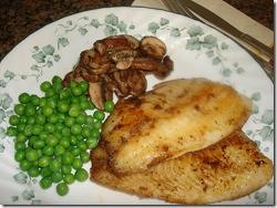 345 Kcal 로 저녁식사 해결 하기