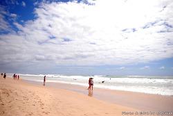 [호주 퀸즐랜드] 골드코스트의 대표 해변 서퍼들의 천국, 서퍼스 파라다이스(Surfers Paradise)