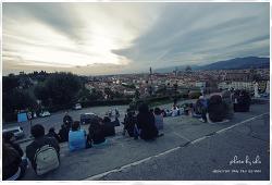 피렌체-미켈란젤로 광장(미켈란젤로 언덕)