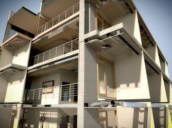 Archicad 15 & Artlantis 3 (MS Building)