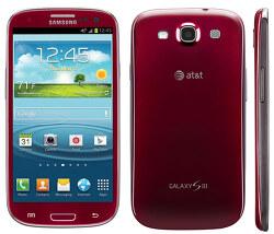 AT&T Galaxy S3 Garnet Red