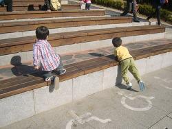 2011. 4. 어린이대공원에서..