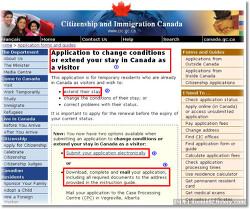 캐나다 관광비자 연장 신청, 쉽게 따라하기!