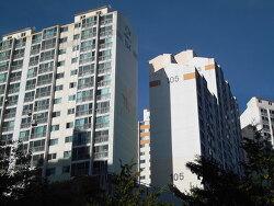 양산 덕계 평산동 동일1차아파트 외부전경사진