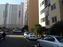 양산 덕계 평산동 경보2차아파트 외부전경사진