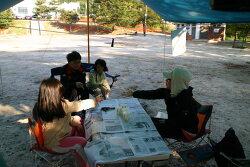 3th....  선운산 캠핑장....   2011.09.17 ~ 09.18