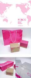 [2008] FOBOS 쇼핑백, 폴리백, 배송 박스 디자인